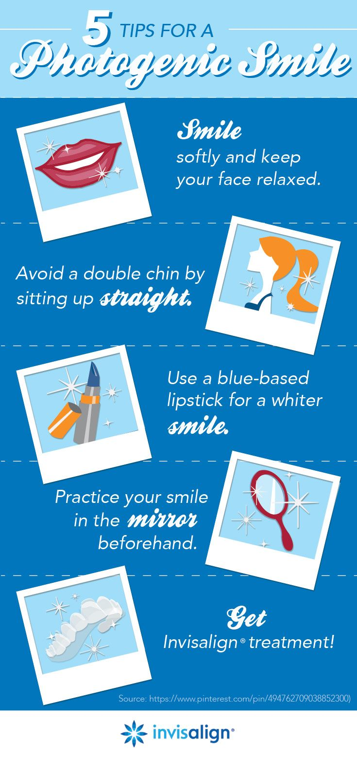 5 tips for a better smile how to be more photogenic