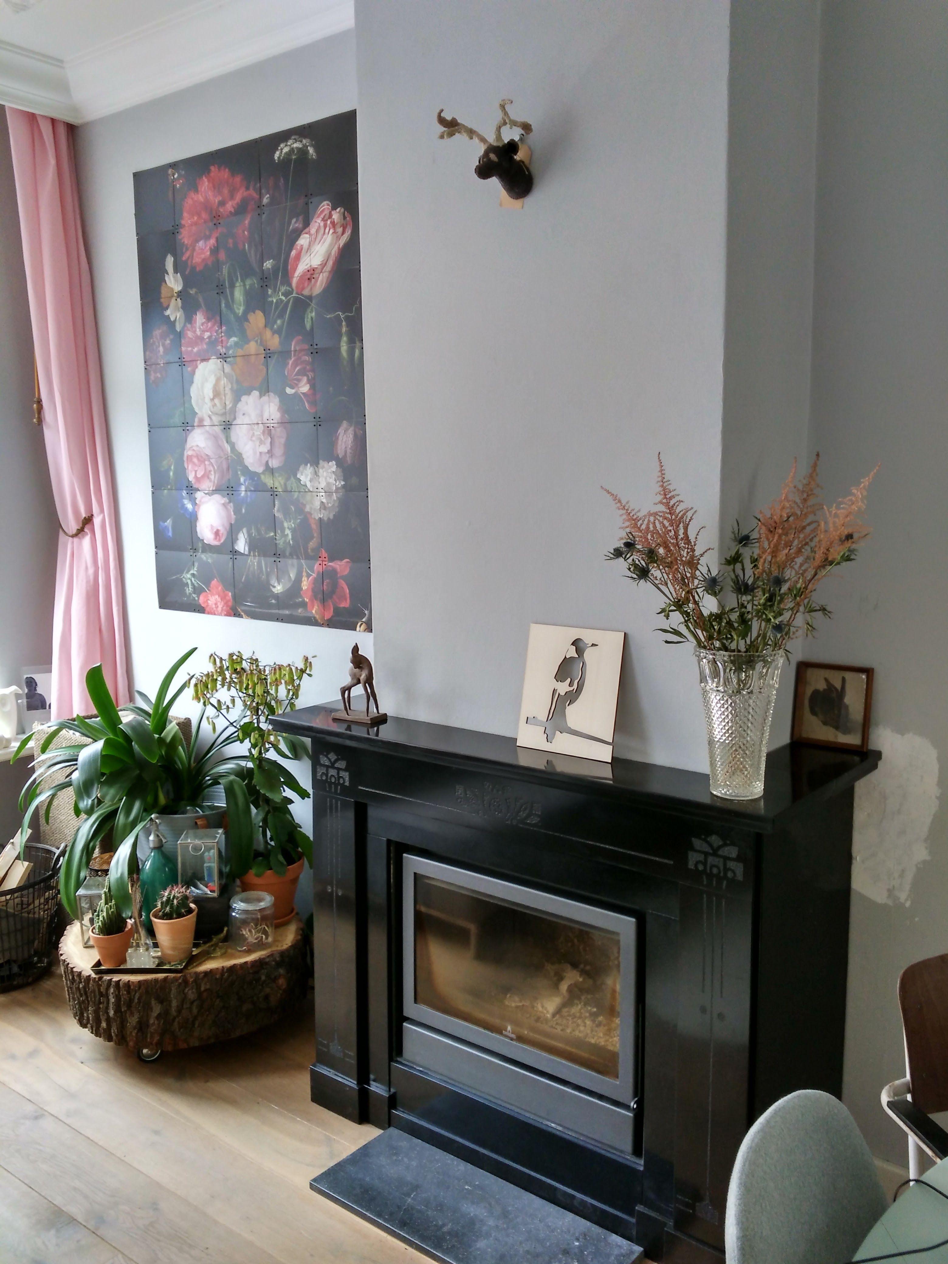 Home design bilder interieur black marble fireplace ixxi laser cut bird  interior design