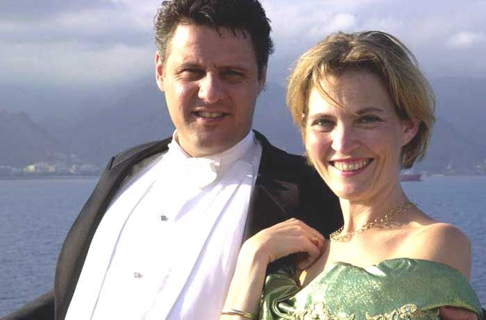 Ruud And Jet Gelens Today We Are Married For 3 Years Andre Rieu