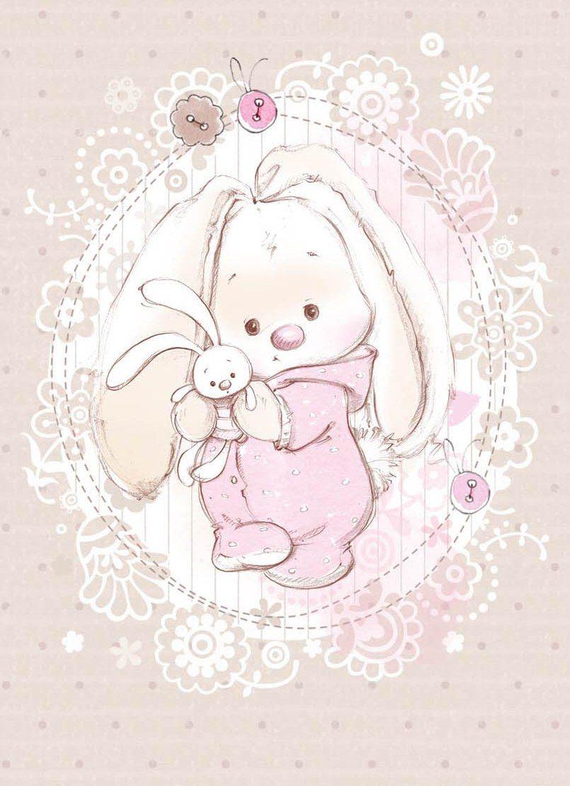 Поздравляем победой, 4 месяца девочке открытка с зайчиком