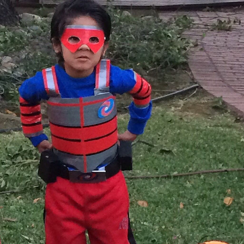 Kid danger | Weweks and my costume ideas | Pinterest