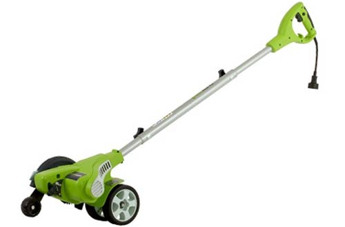 Top 10 Best Gas And Electric Lawn Edgers In 2020 Gas And Electric Lawn Edger Hardened Steel