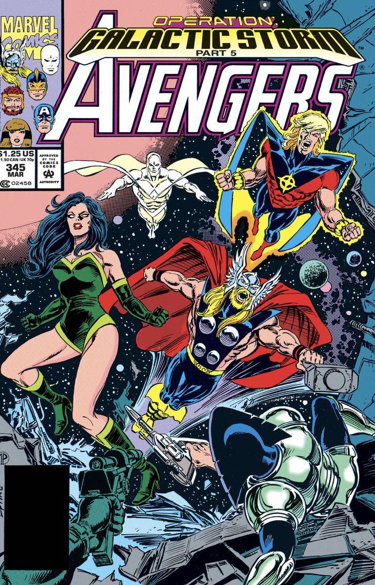 Twitter Avengers Story Marvel Comics Covers Avengers