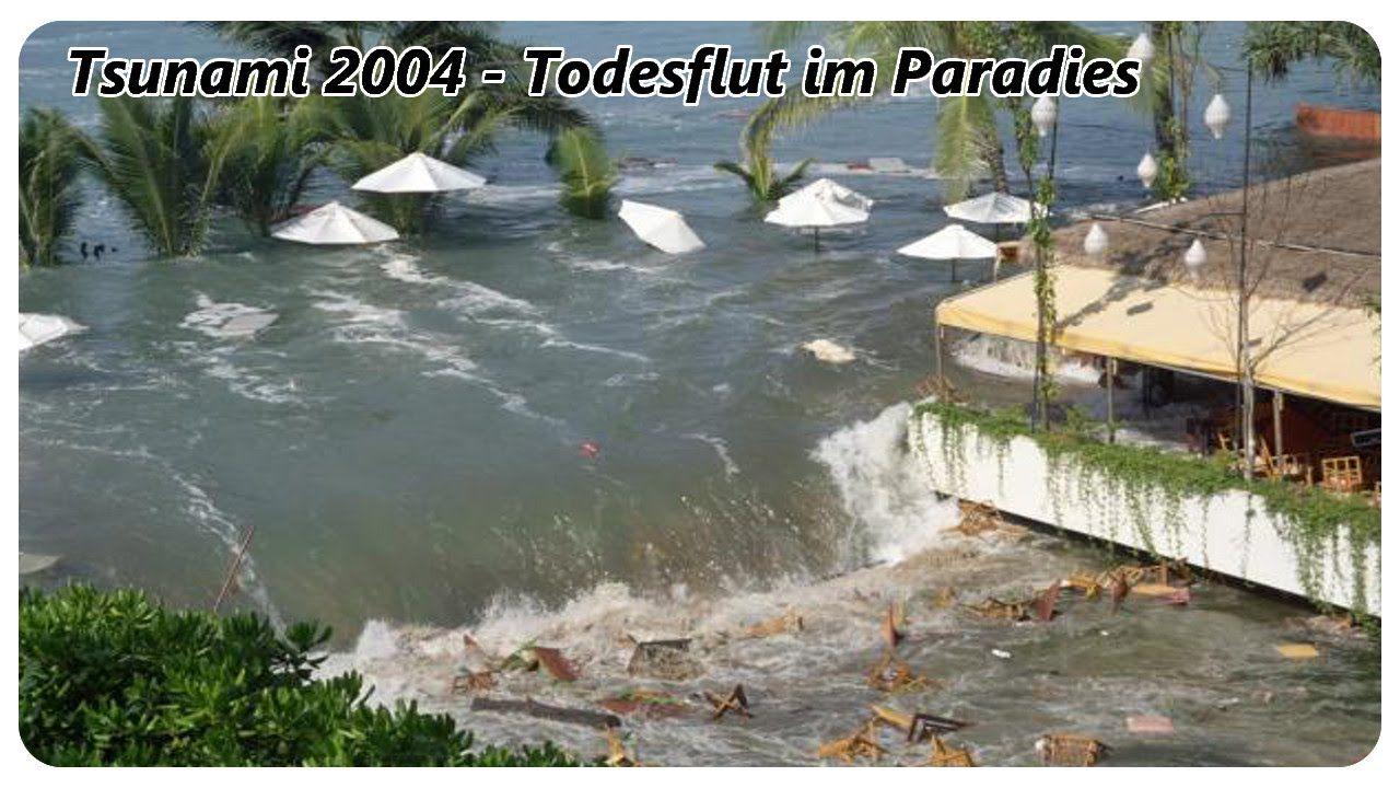 Tsunami 2004 Todesflut Im Paradies 1 2 Doku Hd Tsunami Asian