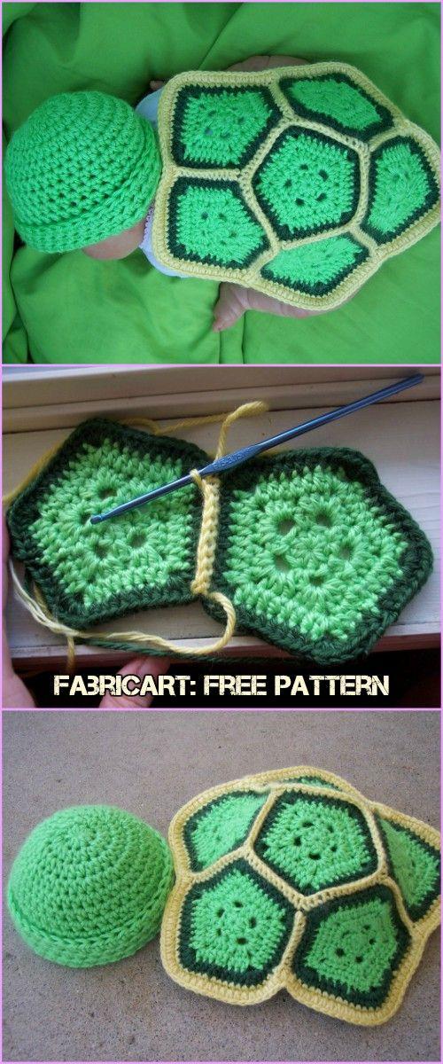 Crochet Turtle Love Baby Photo Prop Free Pattern Crochet