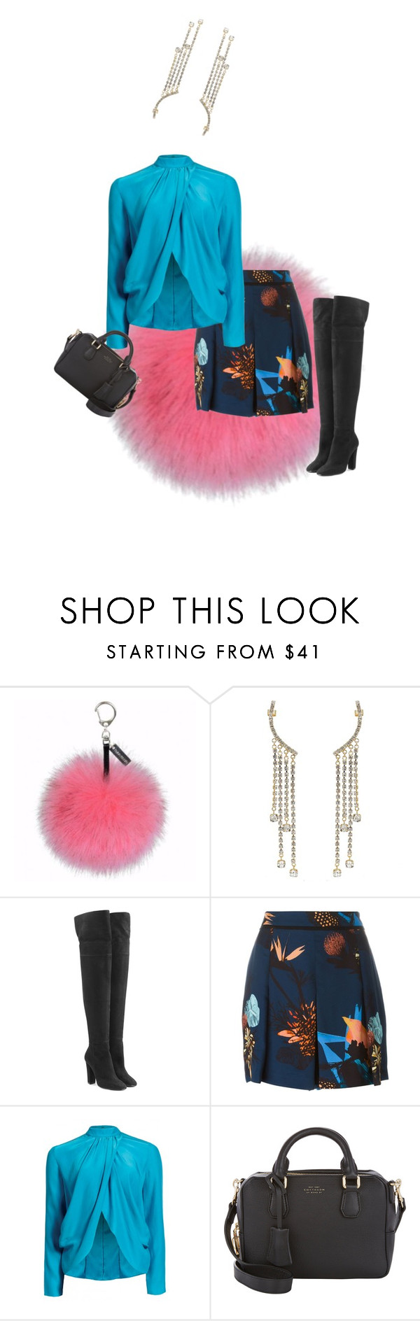 """""""Psyched and I love it."""" by kohlanndesigns ❤ liked on Polyvore featuring Helen Moore, Giuseppe Zanotti, Proenza Schouler, Matthew Williamson, Smythson, women's clothing, women's fashion, women, female and woman"""