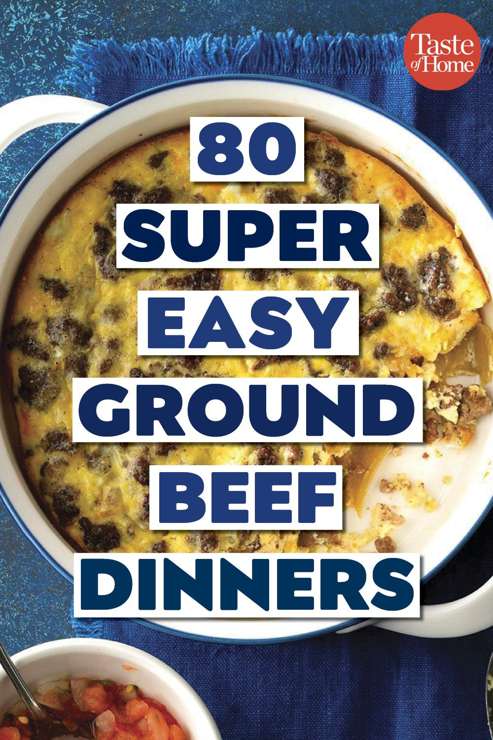 80 Super Easy Ground Beef Dinners Dinner With Ground Beef Beef Dinner Ground Beef Recipes Easy