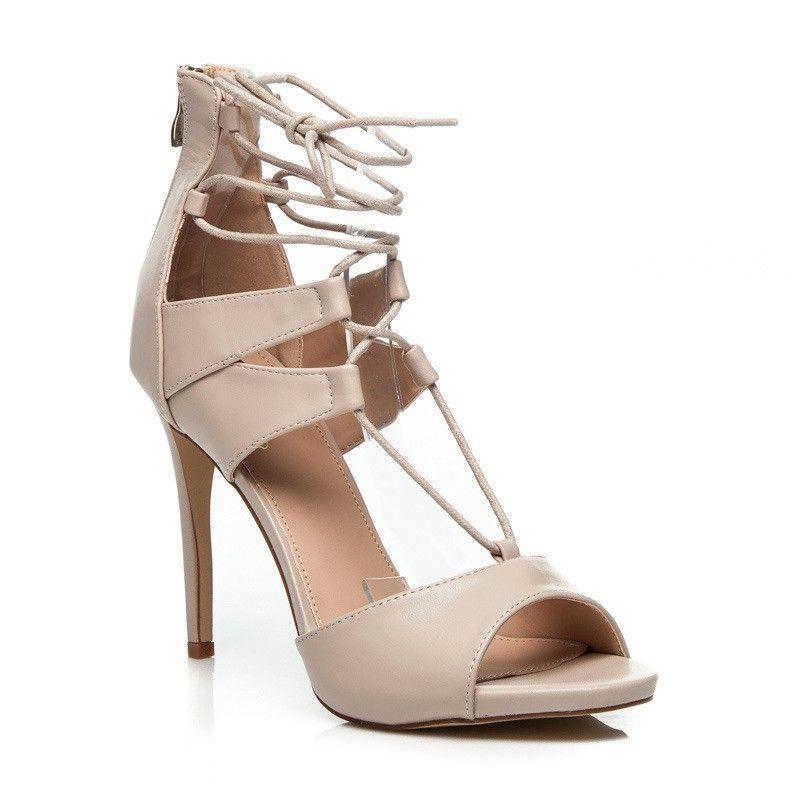 db78b06d8a891 Sexi sandále na podpätku | Dámske sandále