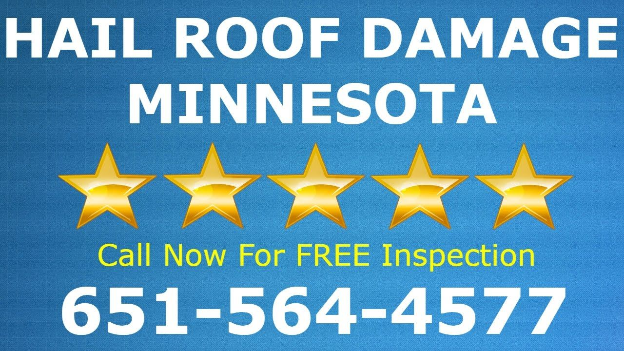 hail roof damage st paul mn 651 564 4577 local roofing