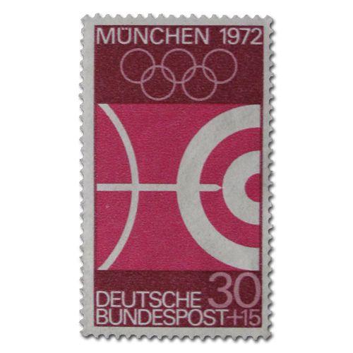 Alemania-Juegos Olimpicos Munich 1972