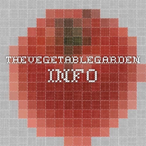 thevegetablegarden.info