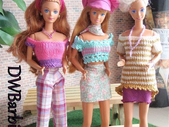 Velkommen til DWBarbie Siden er opdateret den 12-7-2016 følg DWBarbie på Facebook www.facebook.com/dwbarbie.dk Tag et kig på vores mange sider og over800 forskellige varer Hos os kan du betale med Mobilepay og Swipp Så er der nyt på siderne : Barbie møbler shelly og venn...