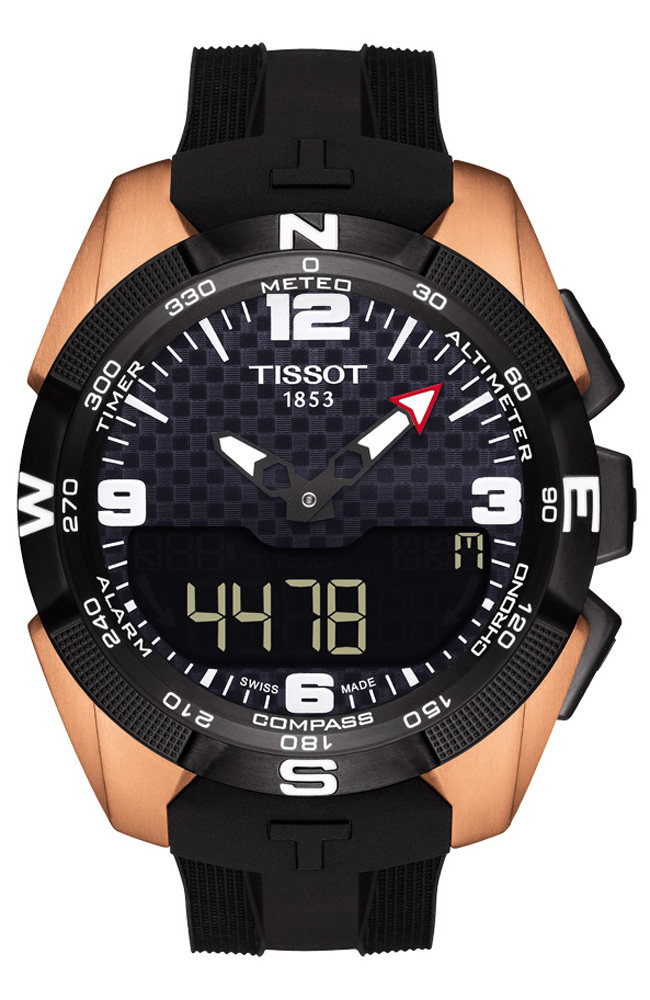 Pin By E Oro Gr On Tissot Watches Tissot T Touch Tissot Mens Watch Solar Watch