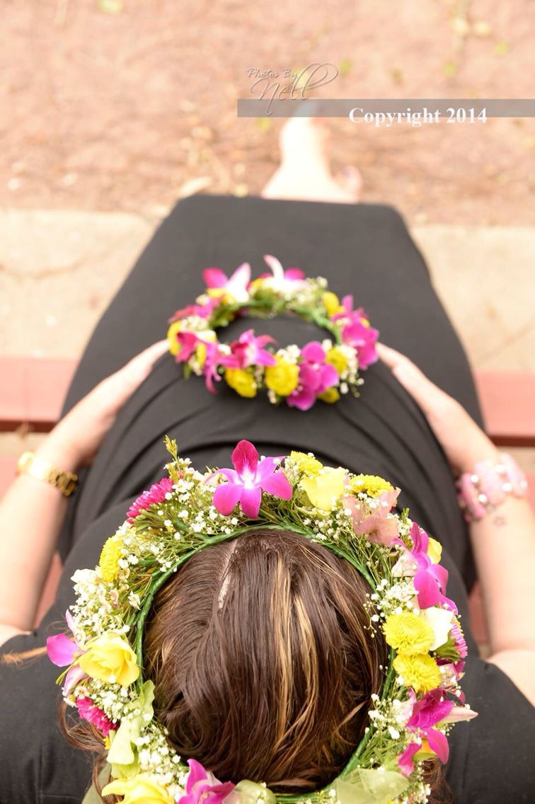 Belly shots done by Photos By Nell Australia flowers locations