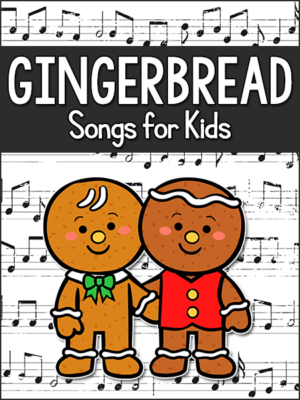 Gingerbread Activities and Lesson Plans for Pre-K and ...