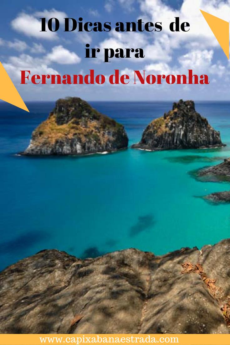 0da63b56a3e75 Conheça 10 dicas antes de viajar para Fernando de Noronha