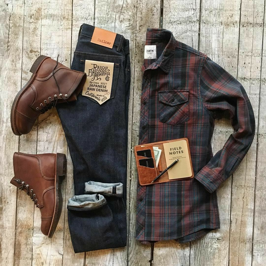 Chicskind men's fashion recommended items style inspiration