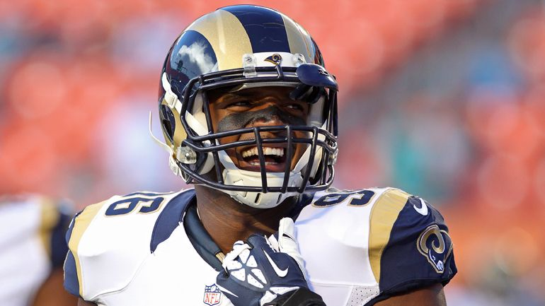REPORT  RAMS Made Deal With  NFL To Draft Michael Sam To Avoid Being  Featured On  HBO Series. f271a1e2a