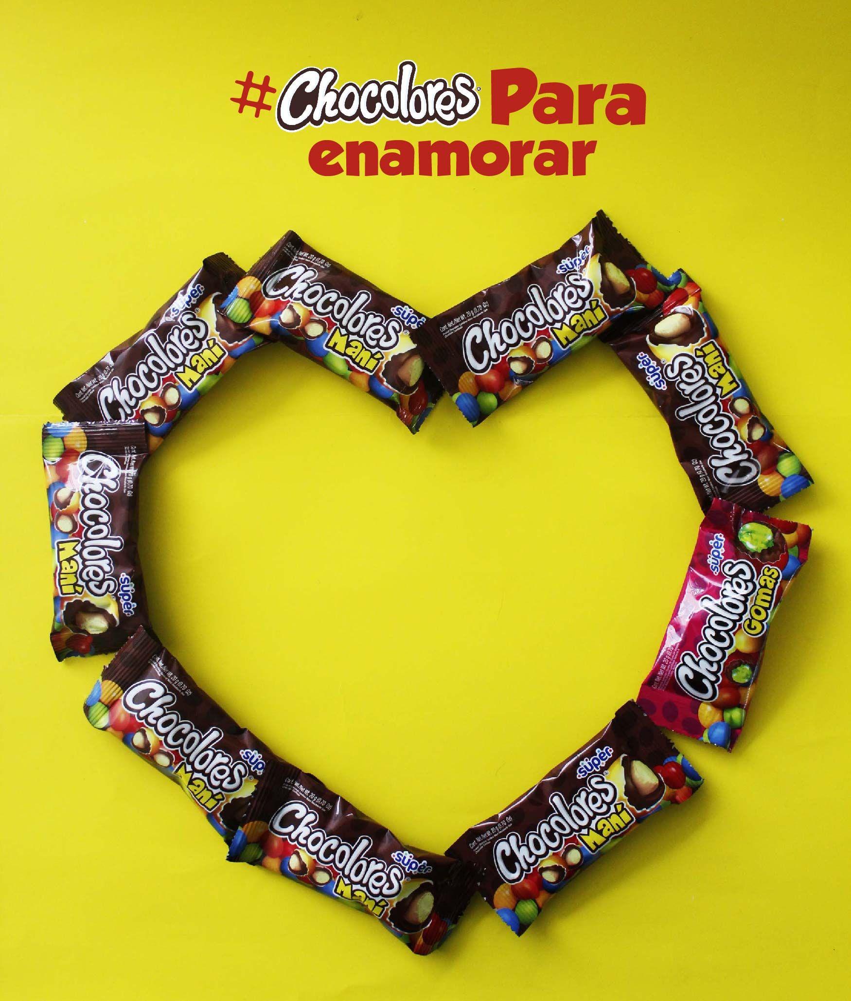 Chocolores para enamorar