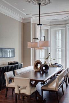 Wicker Park Historic Restoration   Contemporary   Dining Room   Chicago    By Buckingham Interiors + Design LLC