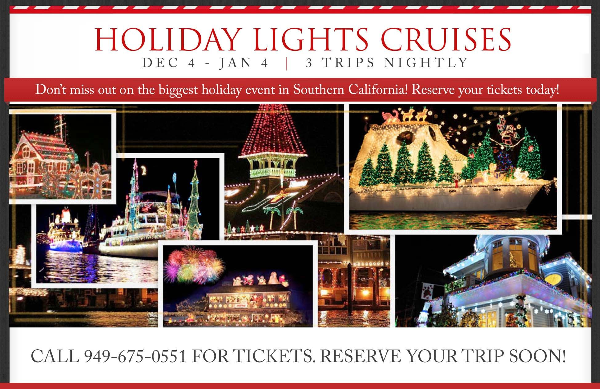 Visit Www Christmasparadeboats To Find Out About Our Holiday Lights Cruises At Newport Harbor