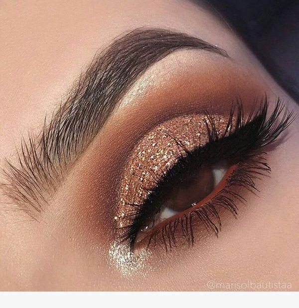 28 hermosas ideas de maquillaje para el baile de graduación - Maquillaje - # para #Maquillaje #MaquillajeIdeen #prom # Hermoso - sandy