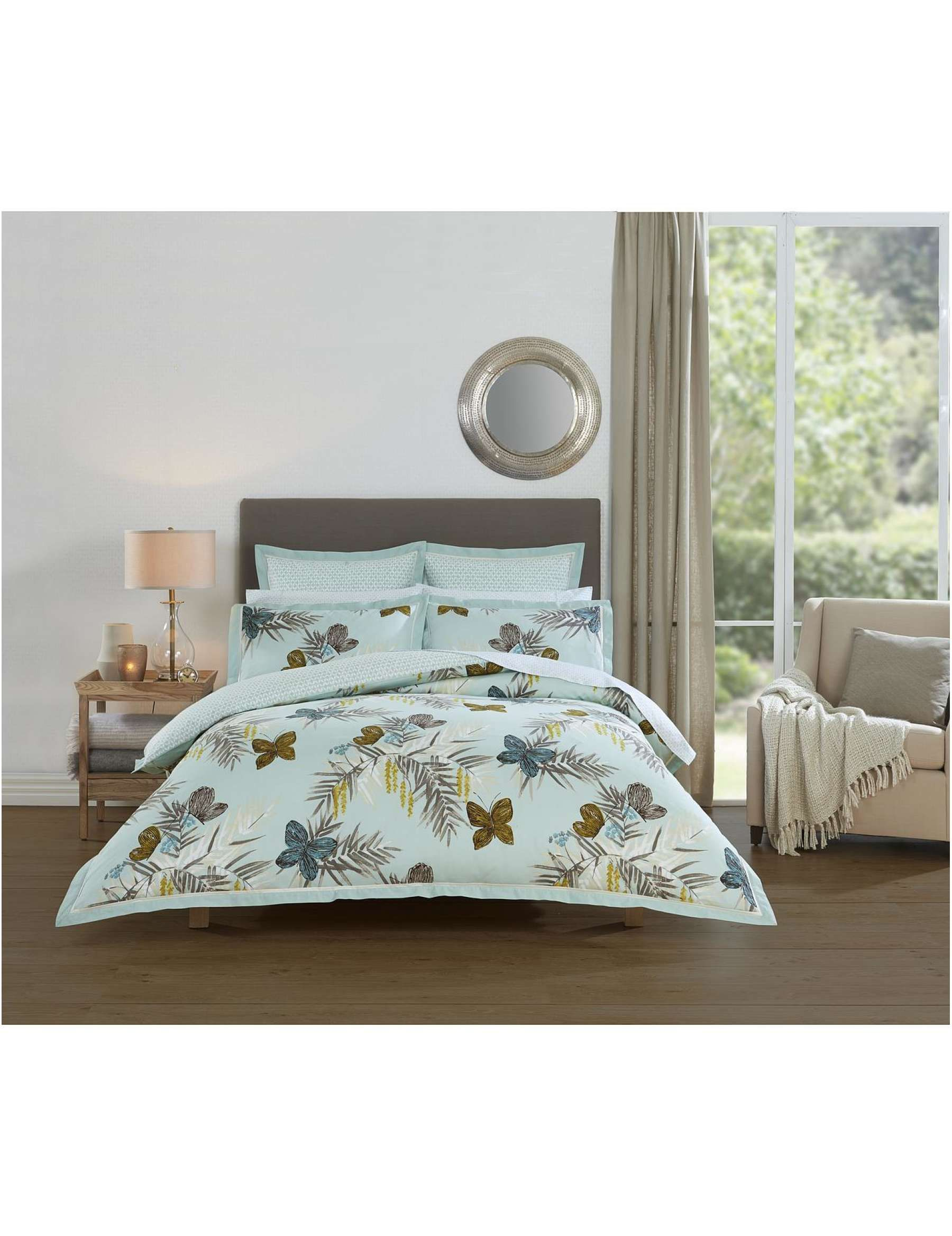 David Jones - Harlequin Floret Quilt Cover Double | Quilt covers ... : quilt cover sets david jones - Adamdwight.com