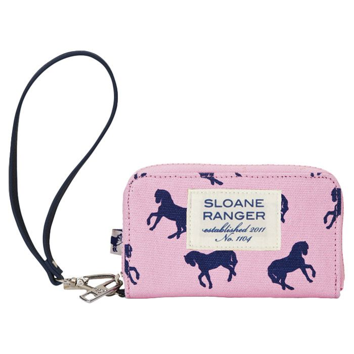 Horses Smartphone Wallet - LOVE this little clutch!! by Sloane Ranger