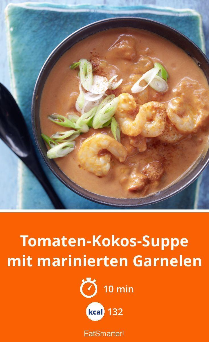 Photo of Tomaten-Kokos-Suppe
