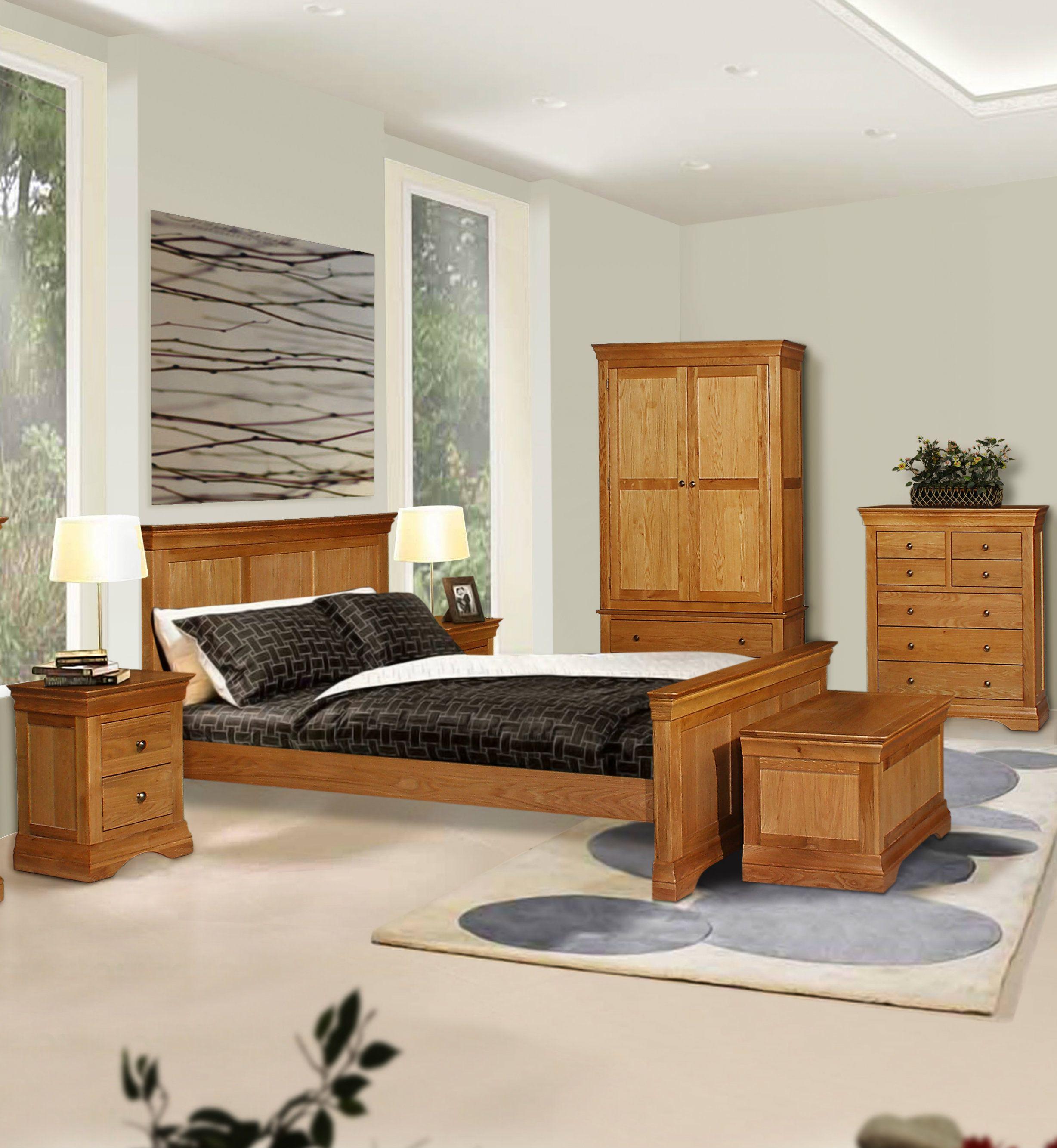 beautiful durant oak bed bedside cabinet blanket box chest rh pinterest com beautiful bedroom furniture direct beautiful bedroom furniture reasonable price