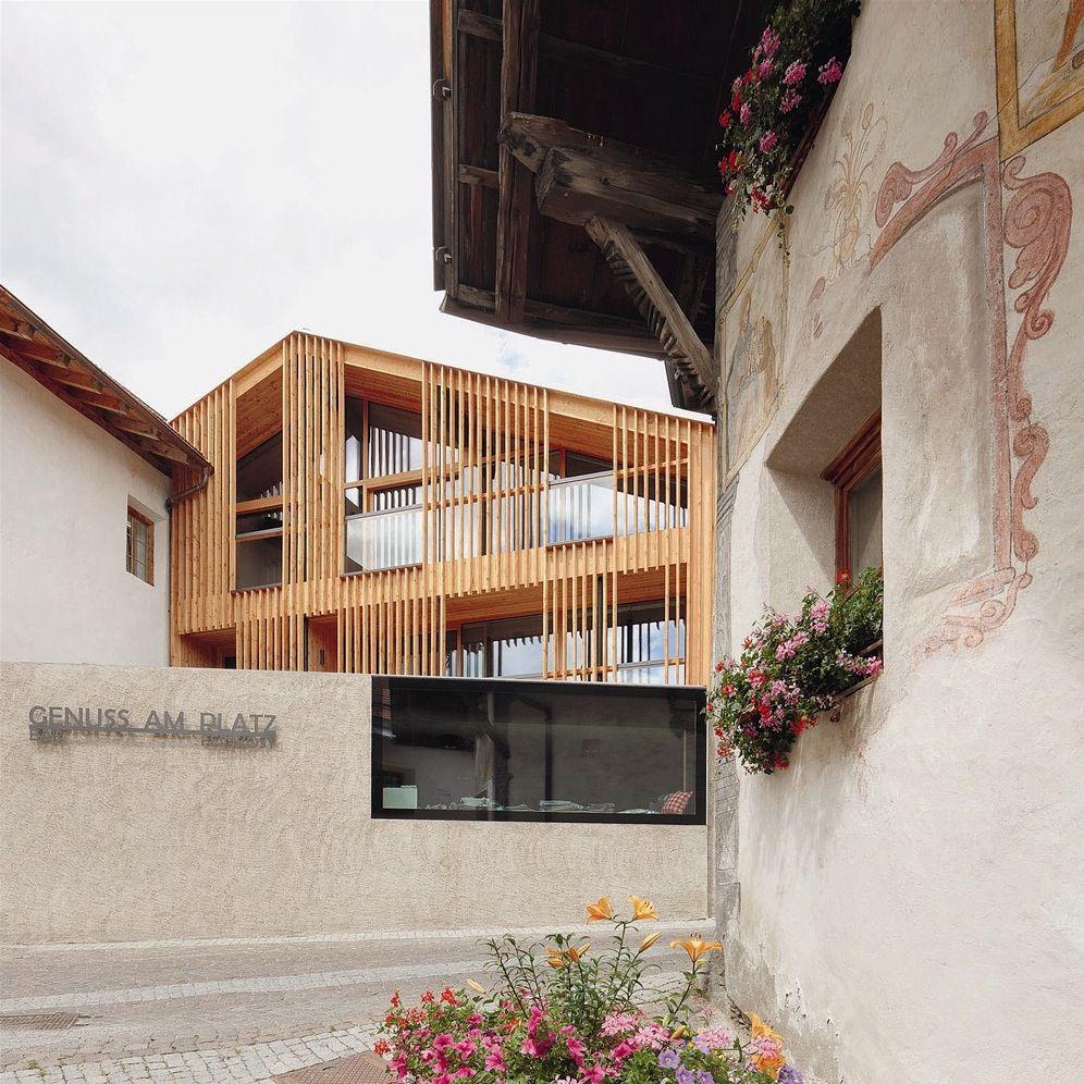 buchtipp hotels und h tten in den alpen f r architektur
