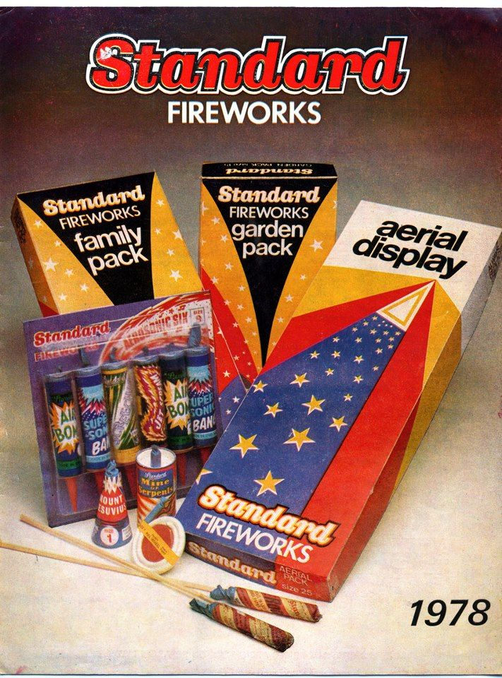 Pin by Spirit of '76 Fireworks on Vintage & Retro