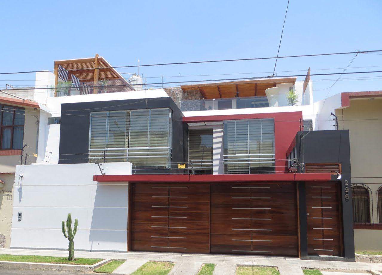 Modelos de fachadas de casas modernas yahoo image search for Modelos de casas modernas