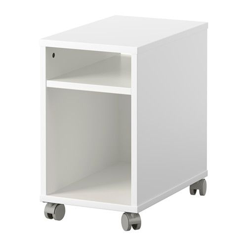 ikea oltedal bedside table white room on the shelf for an extension socket for your chargeryou can run the plug to the socket through the backside - Table A Roulette Ikea