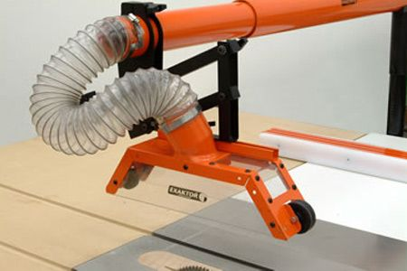 Overarm Dust Collector Craftsman Table Saw Dust Collector Dust Collection