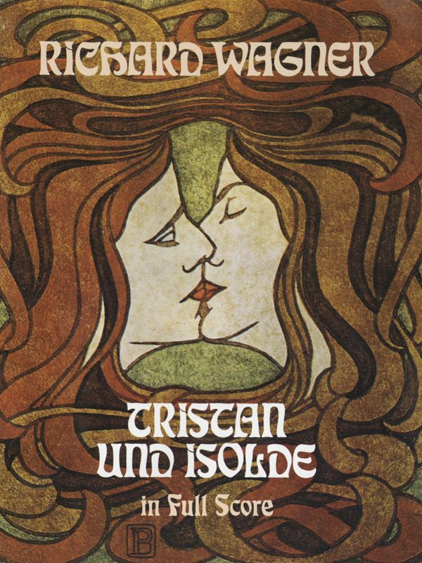 Tristan und Isolde in Full Score by Richard Wagner  The legendary love story, and Wagner at the peak of his creative powers. Beautifully reprinted here in the authoritative edition prepared by C. F. Peters, Leipzig, ca. 1910.