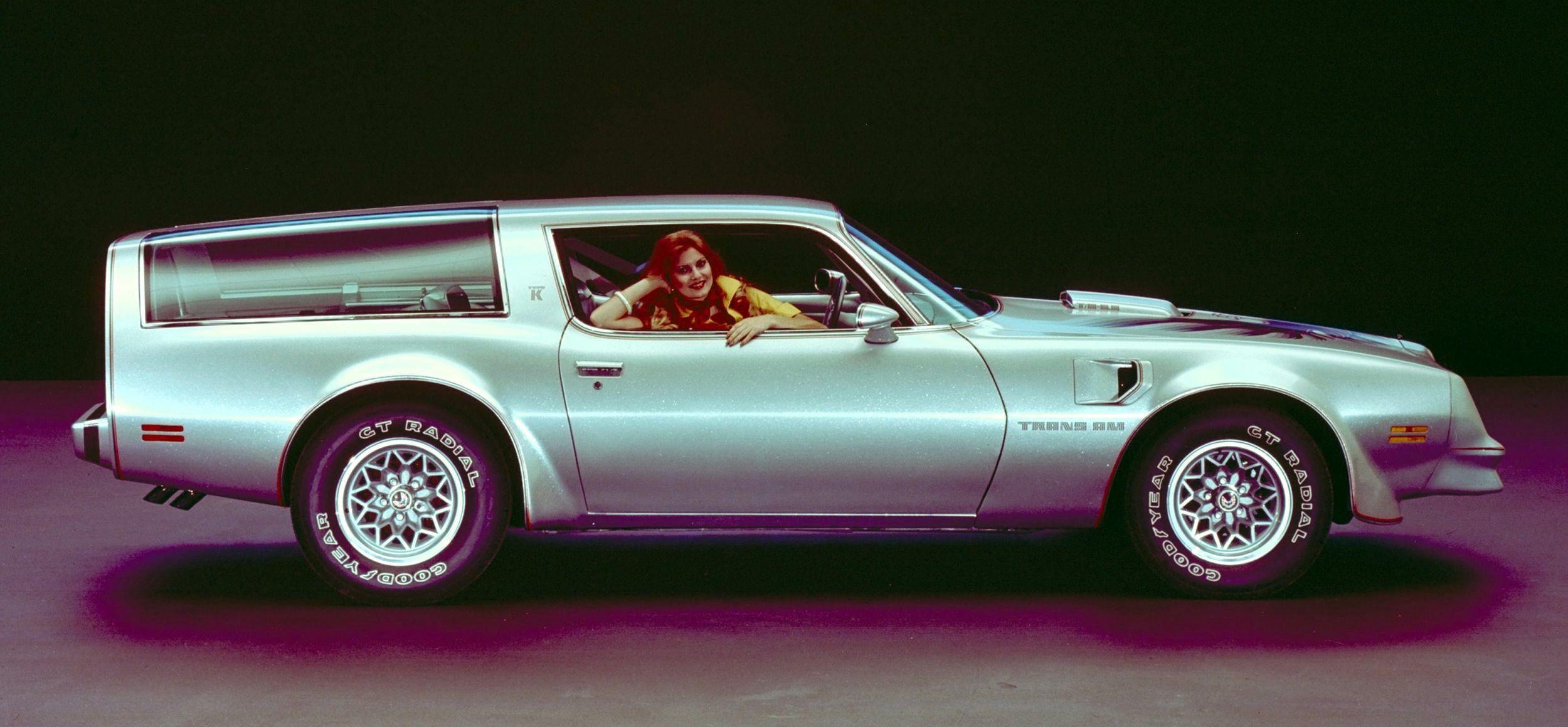Pontiac Firebird Trans Am Type K Concept | Concept Cars | Pinterest ...