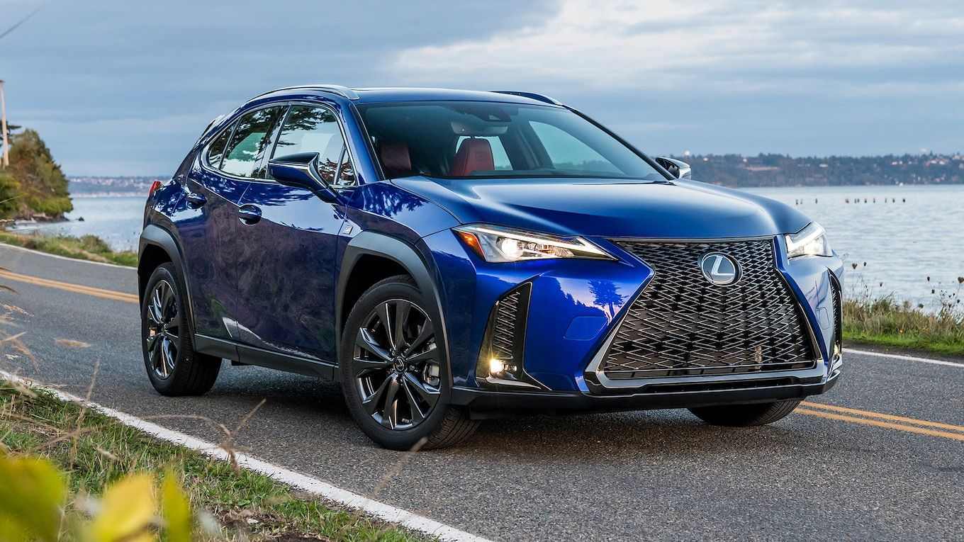 2019 Lexus Ux 200 And Ux 250h First Test Spatially Challenged News Cars Carnews
