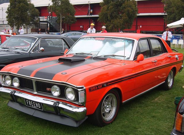 Ford Falcon Xy 351 Gtho Aussie Muscle Cars Ford Falcon