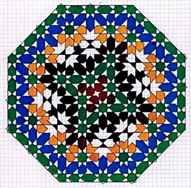 The Final Motif Islamic Art Pattern Pattern Art Islamic Patterns