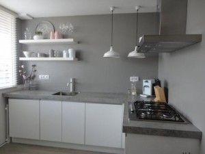 Mooie kleur grijs