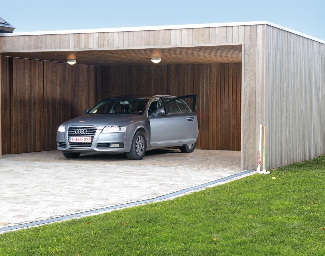 43 best carport garage en tuinhuis images on pinterest carport moderne carport in hout