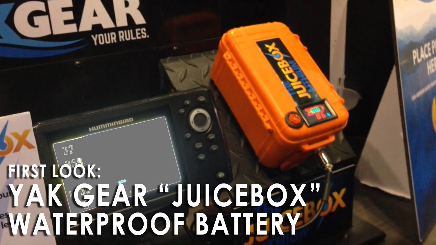 New Kayak Battery Box By Yak Gear This Thing Is Outstanding