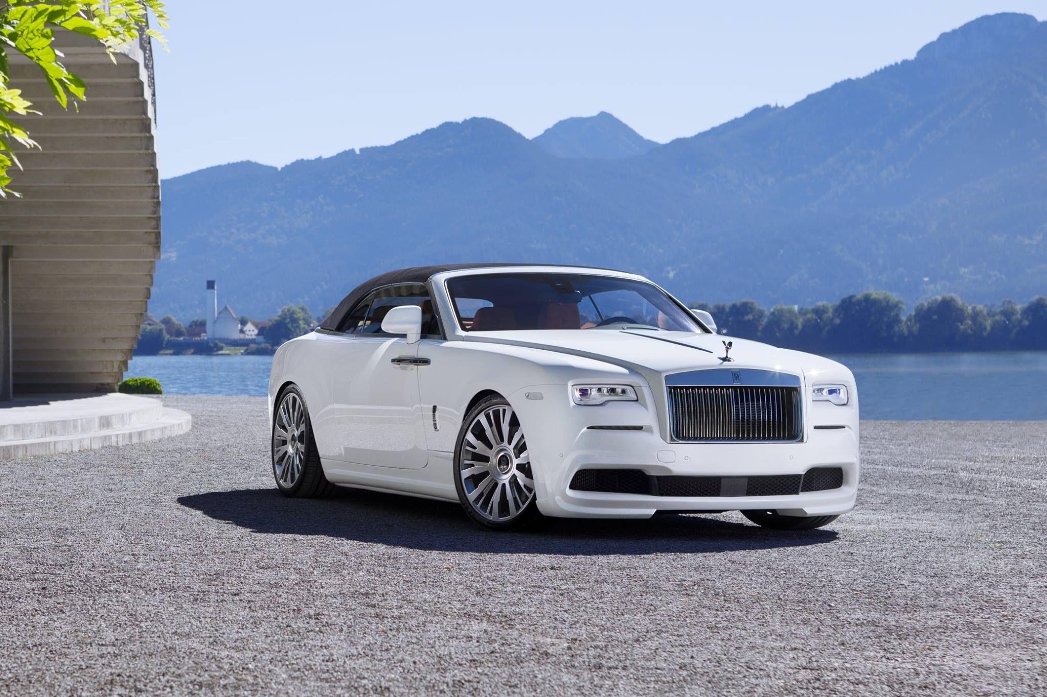 Novitec Group Spofec Rolls Royce Dawn Rolls Royce Dawn White Rolls Royce Rolls Royce