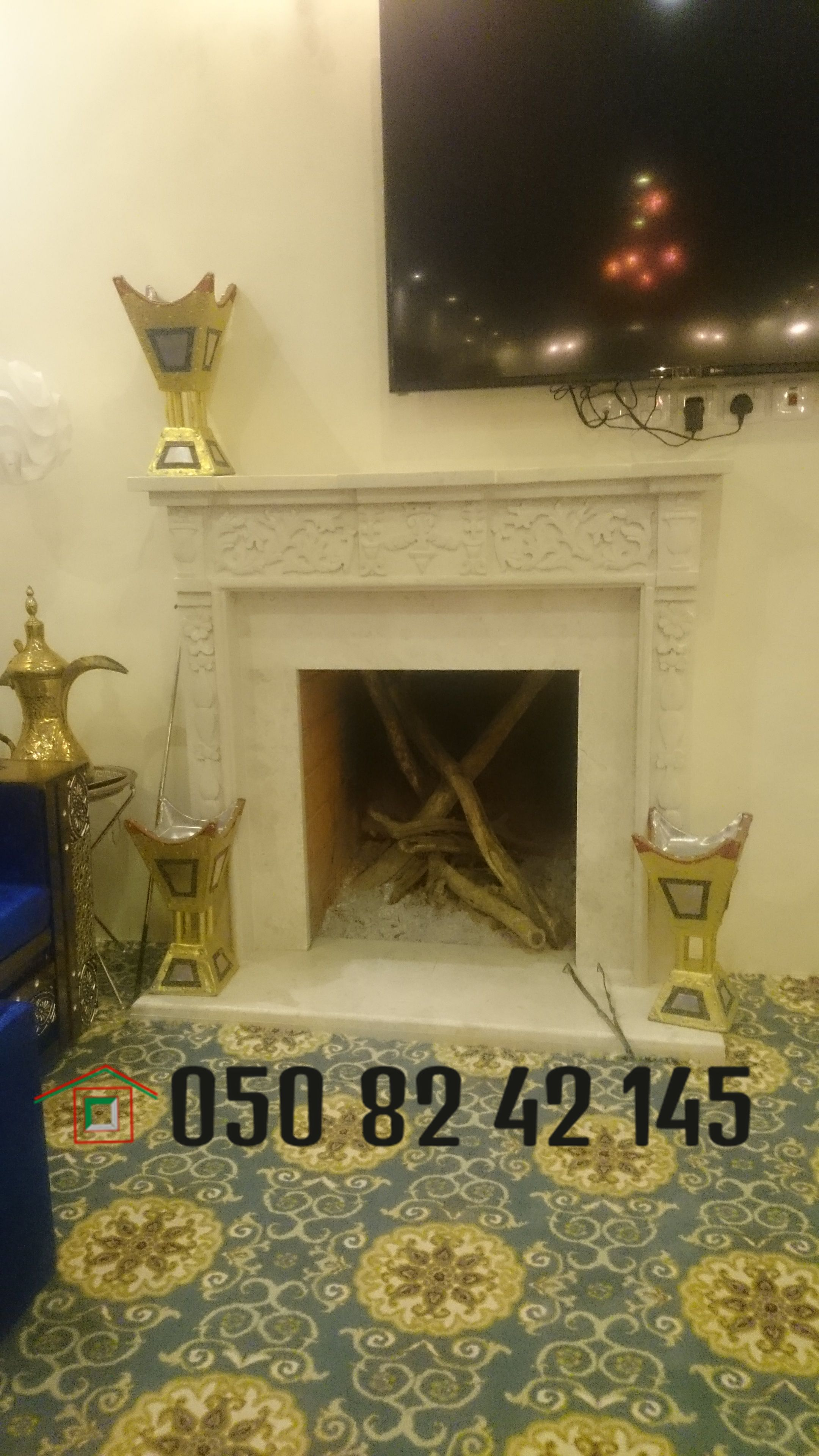 ديكورات مداخن امريكيه Decor Home Decor Fireplace