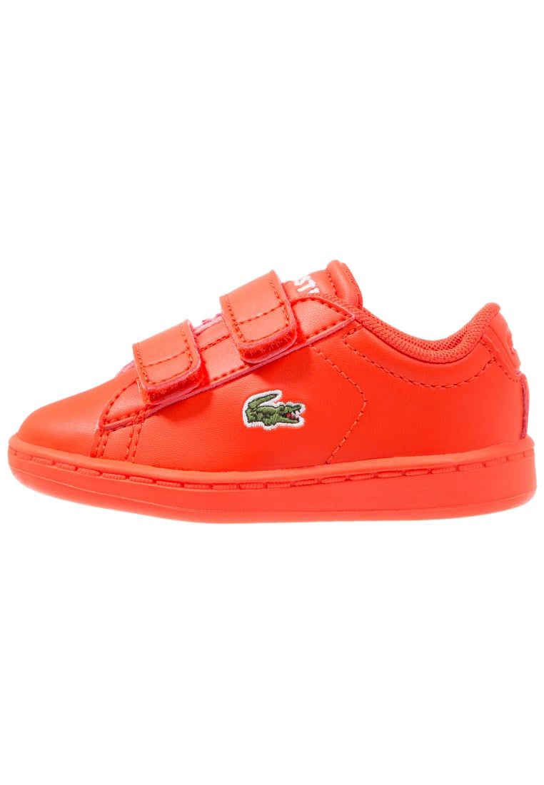 Lacoste Zapatillas red WDhFUhG1y
