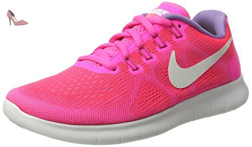new product bbfb3 1fcc0 Nike Free Run 2017, Chaussures de Running Femme, Rose (Racer Pink Off