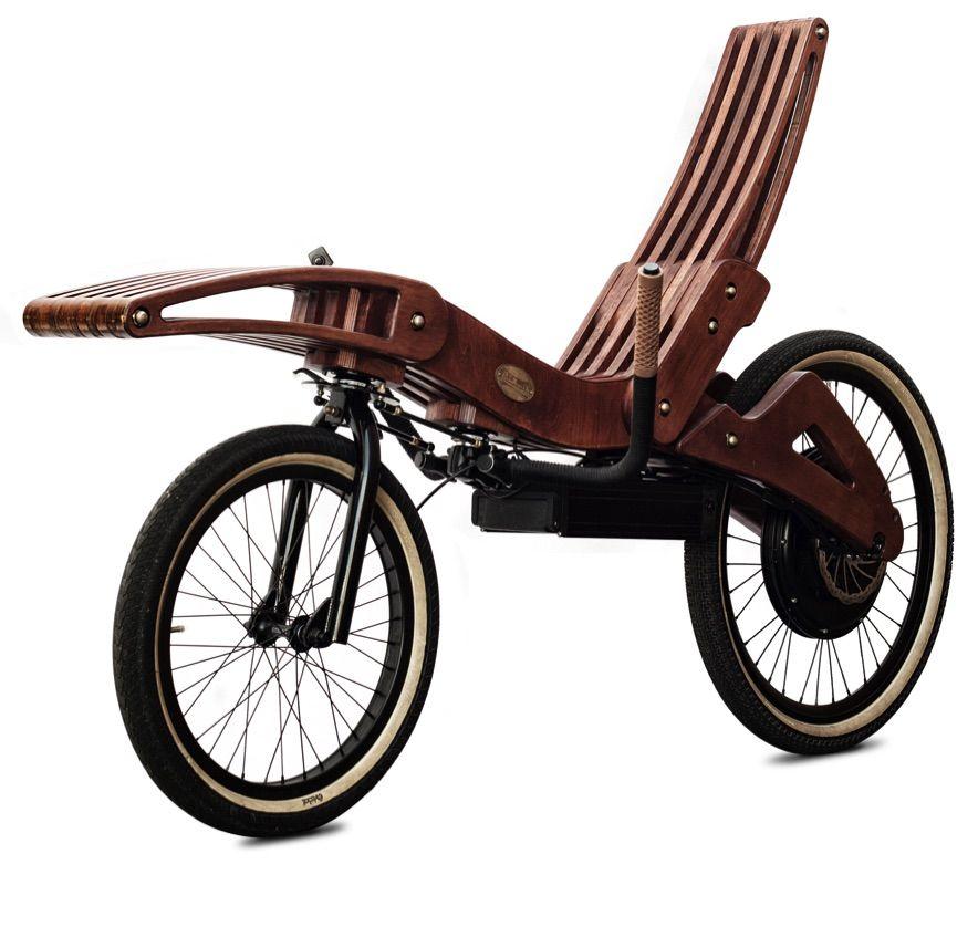 Pin By Sassan Torabian On Fahrrader Recumbent Bicycle Recumbent Bike Workout Wood Bike