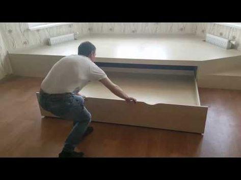 Двухъярусная кровать своими руками чертежи