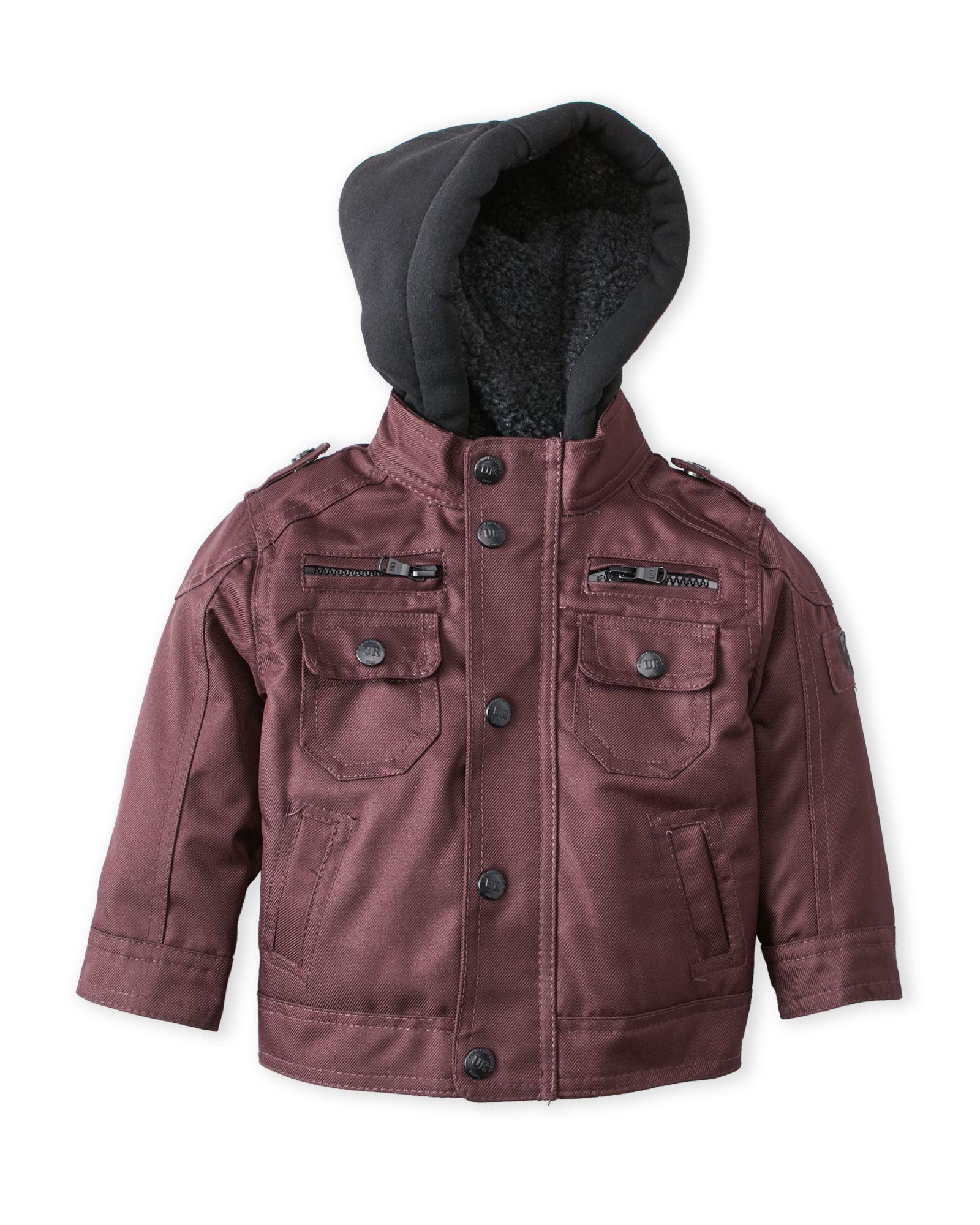 Urban Republic (Newborn/Infant Boys) Ballistic Officer Jacket